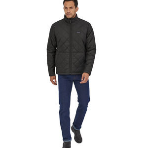 Patagonia Black Diamond Quilted Puffer Jacket